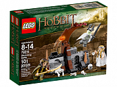 Lego Hobbit  79015 Witch-king Battle Битва Короля Чародея