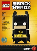 Lego BrickHeadz 41585 The LEGO Batman Movie: Бэтмен