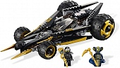Lego Ninjago 9444 Cole's Tread Assault Атака Коула