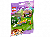 Lego Friends 41022 Bunny's Hutch Домик кролика