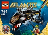 Lego Atlantis 8058 Guardian of the Deep Страж глубин