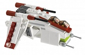 Lego Star Wars 20010 Republic Gunship