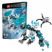 Lego Bionicle 70782 Protector of Ice Страж льда