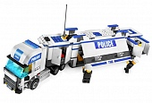 Lego City 7743 Police Surveillance Car Полицейский автомобиль для слежения
