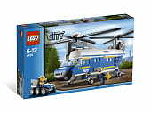 Lego City 4439 Police Heavy Lift Copter Грузовой вертолет