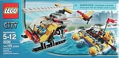 Lego City 2230 Helicopter and Raft