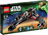 Lego Star Wars 75018 JEK-14's Stealth Starfighter Истребитель воина Jek-14