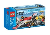 Lego City 7643 Air-show plane