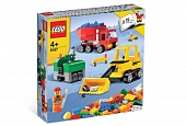 Lego 6187 LEGO Road Construction Set Набор для постройки дорог из LEGO