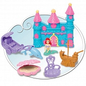 Disney Princess 41198 Игрушка Boley Маленький замок Русалочки