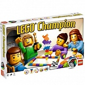 Lego Games 3861 LEGO Champion