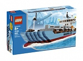 Lego City 10155 Maersk Line Container Ship 2010 Edition Контейнеровоз Маерск